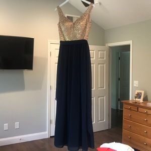 Bari jay gown